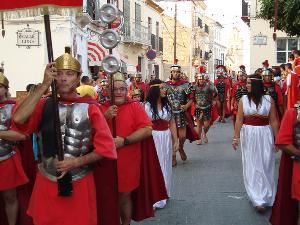 Romanorum Festum Ventippo