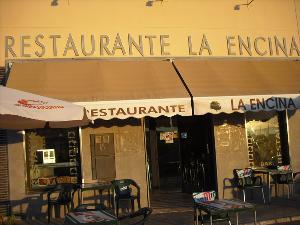 Restaurante La Encina de Ventippo