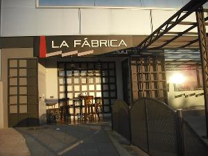 Bar Restaurante La Fábrica