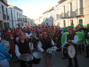 Carnaval (de El Rubio)