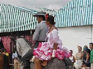 Feria de Carrión de los Céspedes