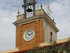 Reloj Ayuntamiento de Almensilla