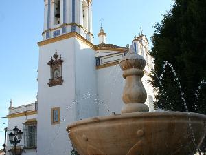 Iglesia de Santa María la Mayor de Pilas