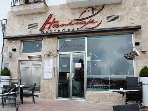 Restaurante Homenaje