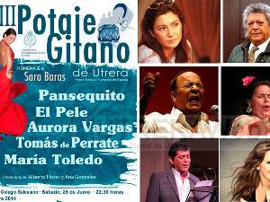 Festival Flamenco Potaje Gitano de Utrera