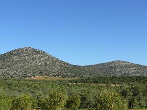 Sierra de la Cruz