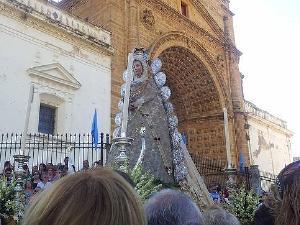 Festividad Virgen de la Mesa