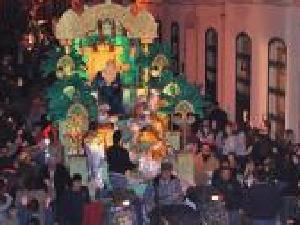 Cabalgata de los Reyes Magos de Utrera