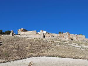 Muralla del Castillo de Estepa