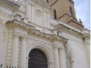 Iglesia Santa María de la Mesa