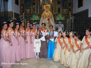 Fiestas de Mayo en Honor de Nuestra Señora de la Soledad