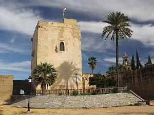 Castillo y recinto amurallado
