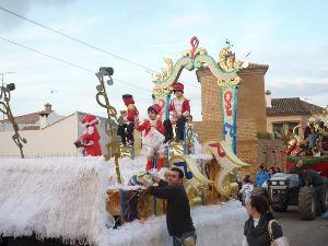 Reyes Magos y Poleá de la Ilusión