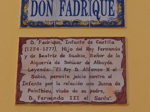 Ruta Histórica Cultural por Albaida del Aljarafe