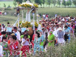 Romería del Rosario de Fátima