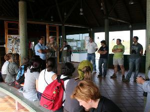 Centro de Visitantes del Parque Nacional de Doñana 'José Antonio Valverde'
