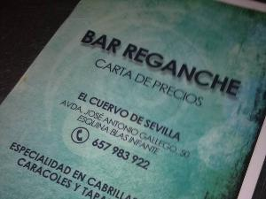 Bar Reganche