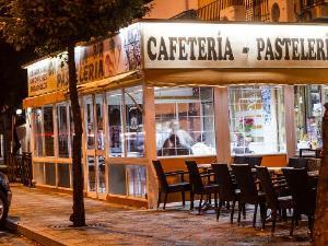 Pastelería Curro