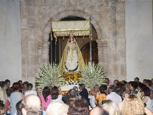 Fiesta de la Virgen de los Llanos