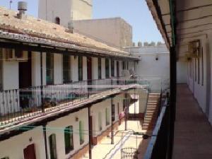 Patio de Vecinos del Castillo de la Villa de El Coronil