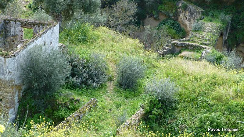 Puente sobre el arroyo salado Villa jardin donde queda