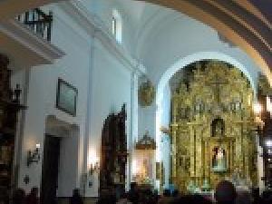 Iglesia Santa María de Jesús