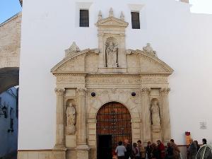 Iglesia - Convento Concepcionistas