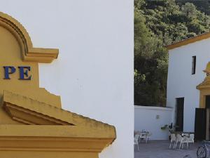 Hotel la Estación de Coripe