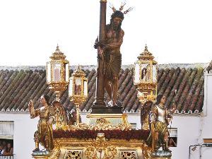 La leyenda del Cristo de la Misericordia