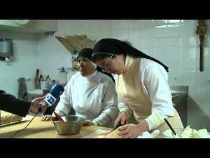 Dulces Almendras Monjas Concepcionistas Franciscanas - Convento de la Purisima Concepción en Lebrija