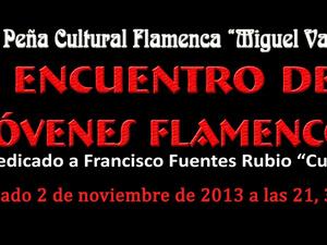 Encuentro de Jóvenes Flamencos