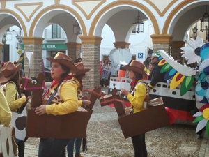 Carnaval de La Puebla de Cazalla