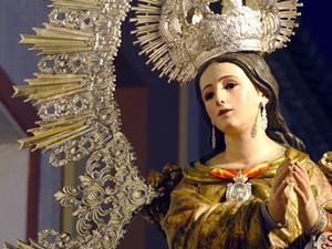 Procesión de la Inmaculada Concepción