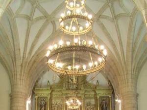 Lámparas Parroquia de San Juan Bautista