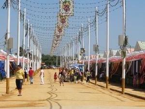 Feria de Almensilla
