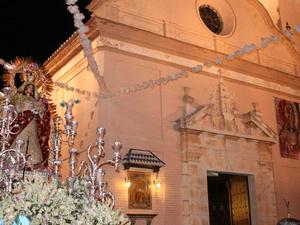 Fiestas Patronales en honor a la Virgen de las Nieves