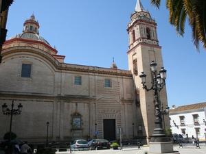 Iglesia parroquial de Ntra. Sra. de Consolación