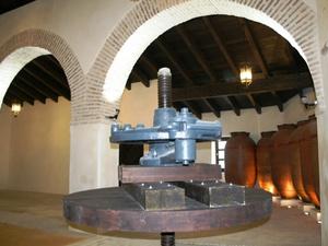 Centro de Interpretación del mosto de Umbrete