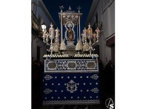 Procesión de la Inmaculada Concepción de Umbrete