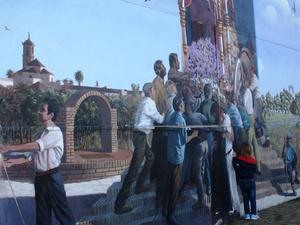 Mural de la Dehesa Boyal
